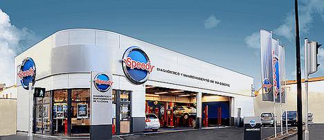 Exitosa presentación del modelo de negocio de Speedy en Expofranquicia