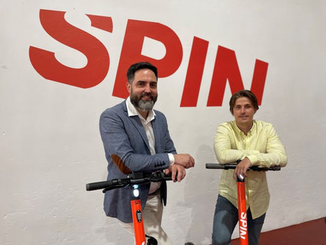 Spin consolida su posición en Madrid como única compañía de micromovilidad con el 100% de sus operaciones libre de emisiones