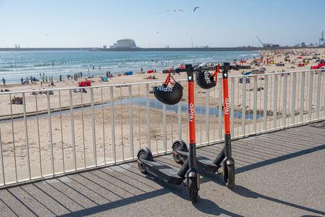 Spin aterriza en Portugal con sus patinetes eléctricos compartidos