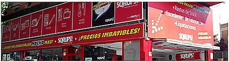 Sqrups! planea abrir 50 tiendas más en 2017 y superar los 15 millones de facturación