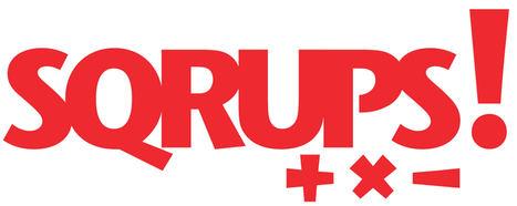 Sqrups! renueva su logo pensando en su expansión internacional