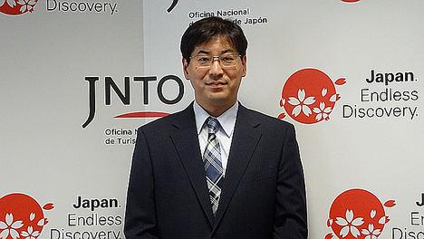 La Oficina Nacional de Turismo de Japón en España recibe a su nuevo director ejecutivo