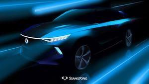 SsangYong desvelará el nuevo Concept Eléctrico e-SIV