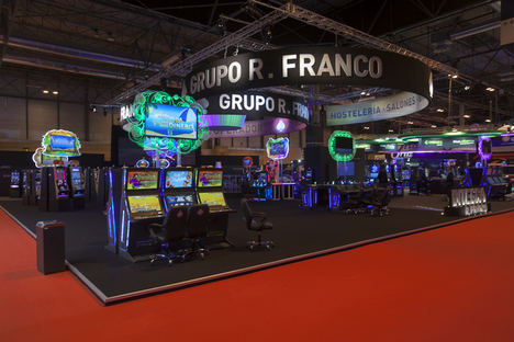La española Recreativos Franco, nominada en los Global Gaming Awards