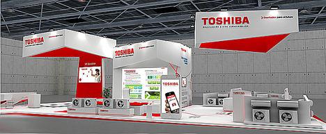 Toshiba aunará en su stand vanguardia tecnológica, formación y su visión del futuro de este mercado