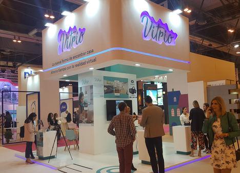 Vitrio, a la vanguardia de las proptech en SIMA 2018