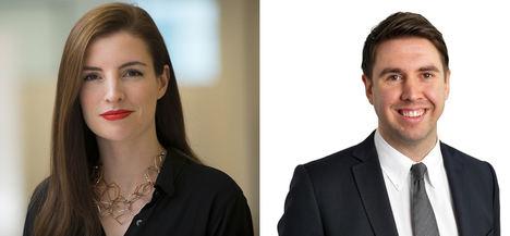 Stephanie Kelly y James McCann, Aberdeen Standard Investments (ASI).