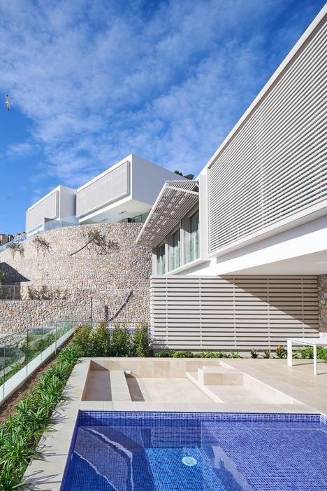 Sto aporta su sistema SATE y sus revocos de fachada en la construcción de New Folies, proyecto residencial ganador del Architecture MasterPrize