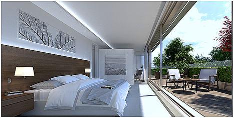 Construída en forma de trébol, Stoneweg promueve la última maravilla de Olalquiaga Arquitectos