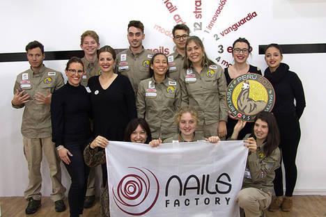 Nails Factory apoya el proyecto Aventura C95 #StopBullying, que trata de llamar la atención sobre el acoso escolar