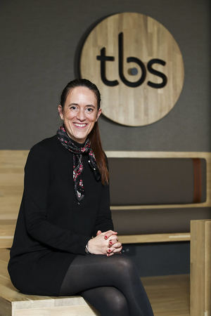 Stéphanie Lavigne, Directora General de TBS Business School.