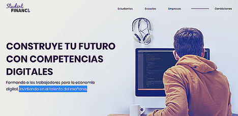 StudentFinance y NEOLAND impulsarán la formación de expertos en Full Stack, Data Science y UX/UI Design