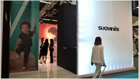 Suavinex afianza la internacionalización de la marca y muestra sus próximas novedades