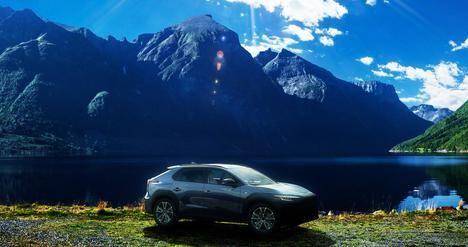 Subaru muestra las primeras imágenes de su primer SUV 100% eléctrico