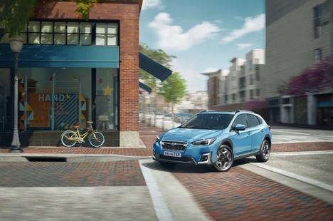 Subaru XV, aún más seguro y dinámico