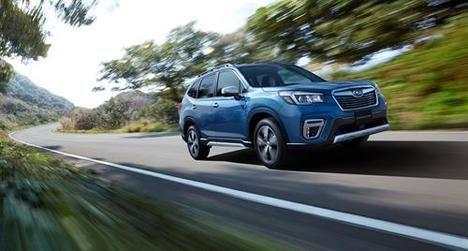Subaru bate récords en los crash tests japoneses