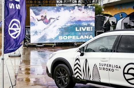 Subaru en 2019 sigue apostando por los deportes al aire libre y más espectaculares