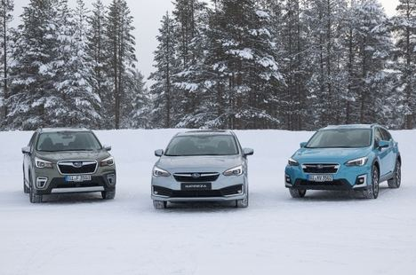 Tres de cada cuatro Subaru llevan etiqueta ECO