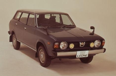 Historia y evolución de la legendaria tracción integral de Subaru