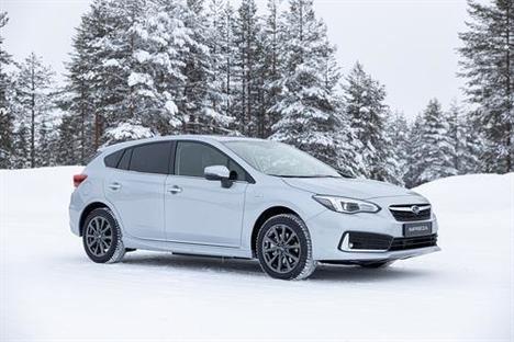 Llega el Subaru Impreza Eco Hybrid
