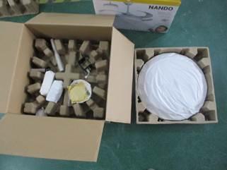 SÛLION se compromete a minimizar su impacto medioambiental y opta por el cartón reciclado