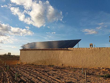 SunFields muestra los paneles solares más eficientes para autoconsumo