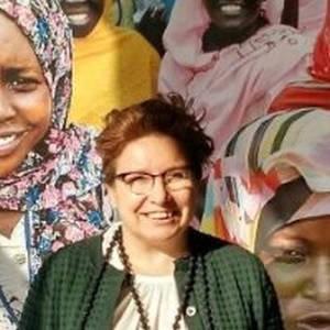 Susana Ruiz, Oxfam Intermón.
