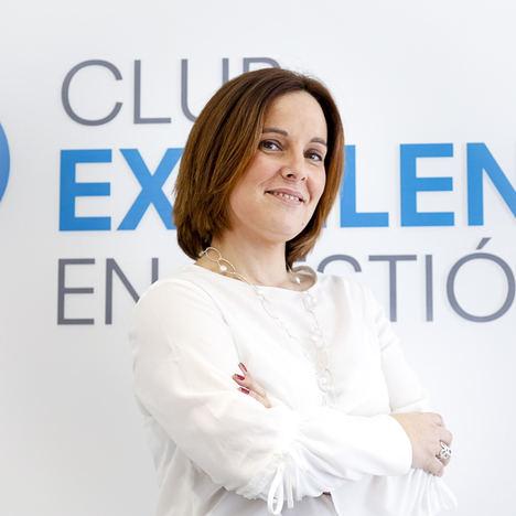 Susana Fábregas, Club Excelencia en Gestión.