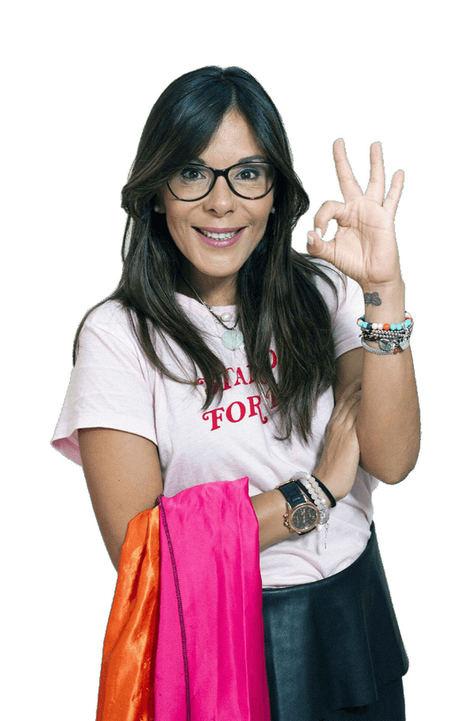Susana Álvarez, fundadora de la cadena de franquicias Escuela Europea de Imagen y Moda, galardonada con la Medalla de Oro al Mérito en el Trabajo por La Asociación Europea de Economía y Competitividad