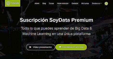 SoyData lanza Plan de Suscripción Global para hacer todos sus cursos online con un mes gratis