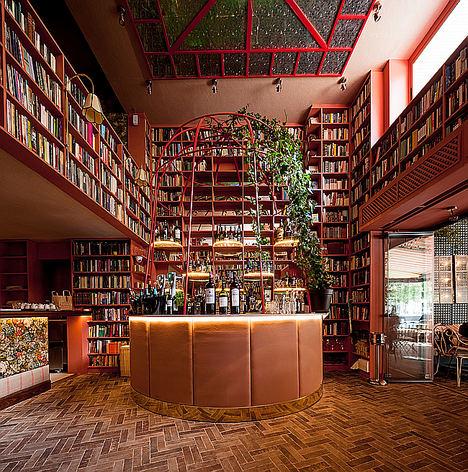 Madame Sushita vuelve a abrir su biblioteca al público en honor a la semana del día del libro