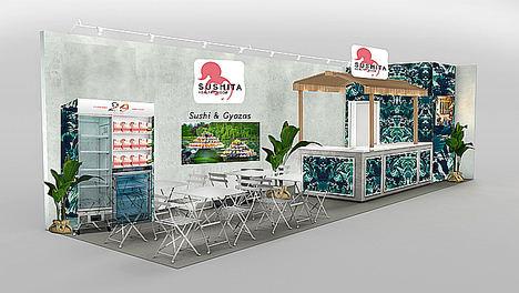 Grupo Sushita debuta en Seafood Bruselas con su nueva gama de sushi ultracongelado y múltiples novedades