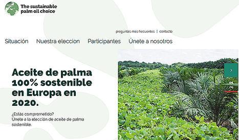 La Fundación Española del Aceite de Palma Sostenible se suma a la recién creada plataforma 'Sustainable Palm Oil Choice'
