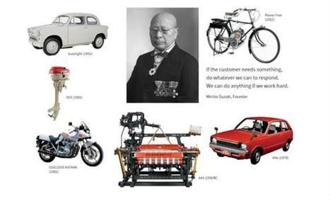 Suzuki celebra sus 100 años de historia