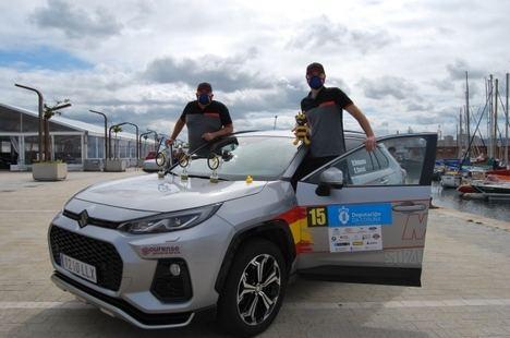 Victoria y campeonato para Suzuki Ibérica