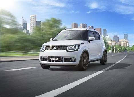 Ignis, el nuevo crossover compacto de Suzuki