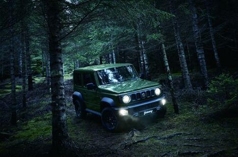 Ya a la venta el Suzuki Jimny Pro