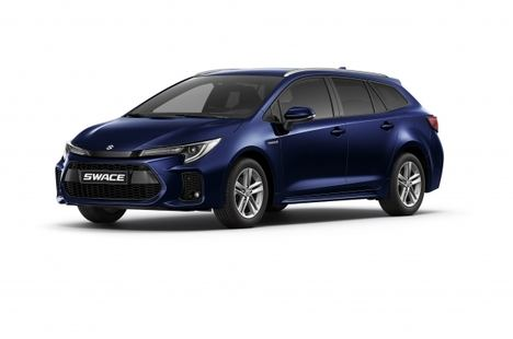 Suzuki presenta el nuevo Swace en Europa