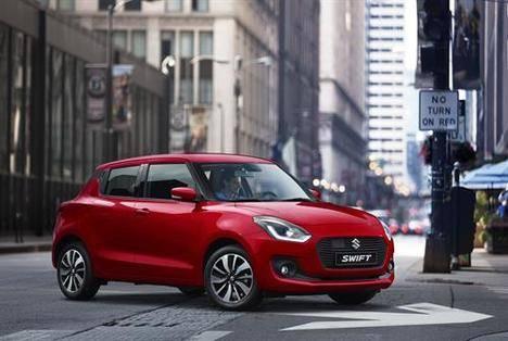 Esencia Suzuki: el Swift
