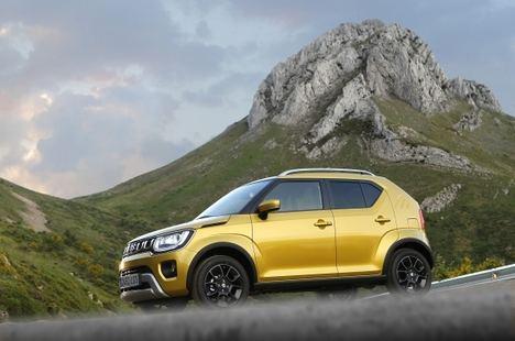 El Suzuki Ignis se renueva