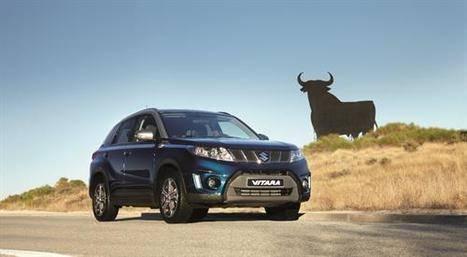 Suzuki lanza el Vitara Toro