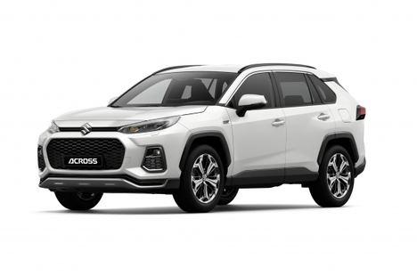 Suzuki presenta el nuevo Across