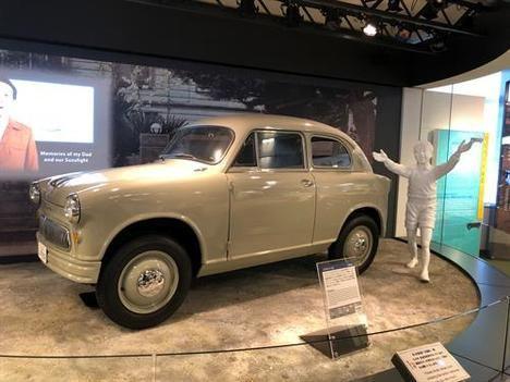 64 años del primer modelo de Suzuki