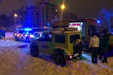 Suzuki, unidad de emergencias