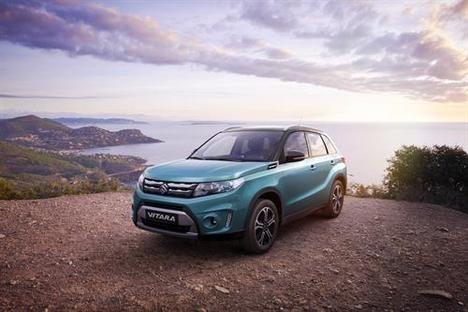 El Suzuki Vitara el SUV con menor consumo