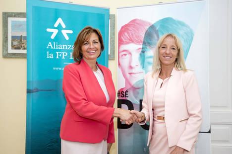 Advantage Consultores firma con la Fundación Bertelsmann su adhesión a la Alianza para la Formación Profesional Dual