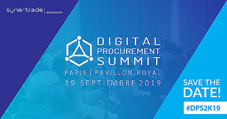 Synertrade anuncia la nueva edición del Digital Procurement Summit