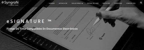 Syngrafii eSignature (firma electrónica) y la plataforma VSR™ agrega traducción en español