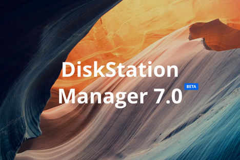 Synology presenta DiskStation Manager 7.0