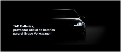 TAB Batteries, proveedor oficial de primer equipo para el Grupo Volkswagen